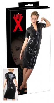 2901196 1021 Latexové šaty