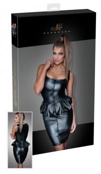 2716283 1021 Mini šaty Noir Handmade
