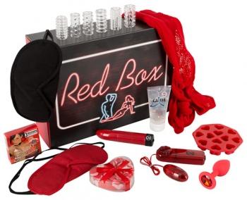 636525 Vibračná sada Red Box