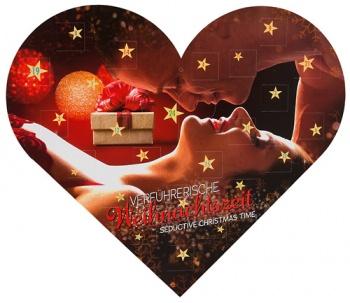 776122 Adventný kalendár Seductive Christmas