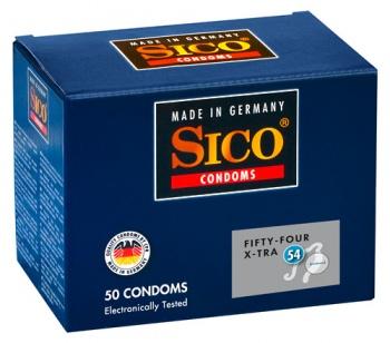 413429 Kondómy SICO X-TRA 54 mm
