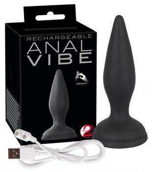 588636 Vibračný análny kolík Anal Vibe