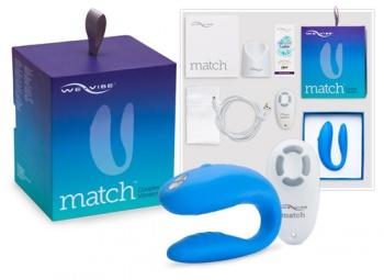 We-Vibe Match vibrátor pre páry