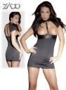 2000415 1020 Mini šaty a tangá