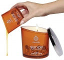 616478 Masážna sviečka -  klinček, pomaranč a levandula