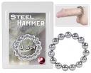 505242 Erekčný krúžok Steel Hammer