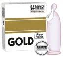 415111 Kondómy Secura Gold Super-Wet