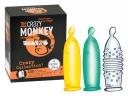 413178 Set kondómov The Crazy Monkey Crazy Collection