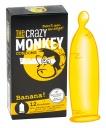 413135 Kondómy The Crazy Monkey Banana