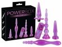 588504 Vibračný análny set Power Box