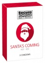 416436 Kondómy Secura Santa´s Coming