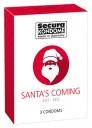 416436 Kondómy Secura Santa´s Coming