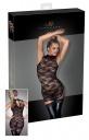 2716291 1021 Čipkované mini šaty Noir Handmade