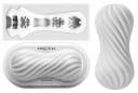 531898 Mastubátor Tenga Flex Silky White