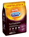 413623 Kondómy Durex Fun Explosion 40 ks
