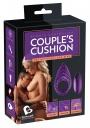 593745 Multifunkčný vibrátor pre páry Couple s Cushion