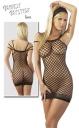 201480 Sieťované šaty